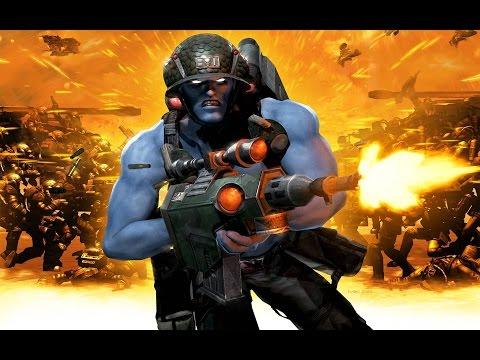 RGO: Rogue Trooper PC HD Gameplay