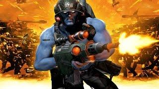 Rogue Trooper Walkthrough Gameplay