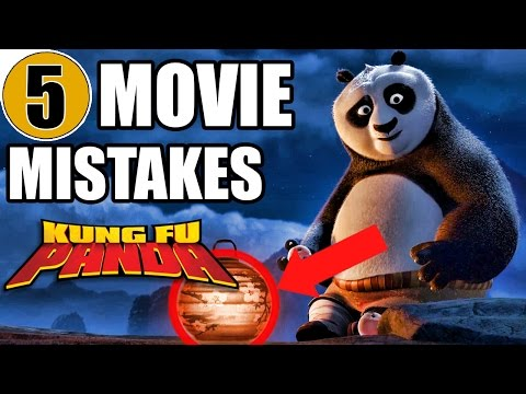 5 Mistakes of KUNG FU PANDA You Didn't Notice