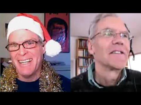 Science Saturday: Celestial Couch Potatoes | John Horgan & George Johnson [Science Saturday]