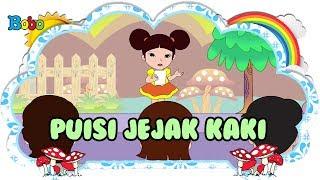 Puisi Jejak Kaki Bona dan Rongrong Dongeng Anak Indonesia Indonesian Fairytales