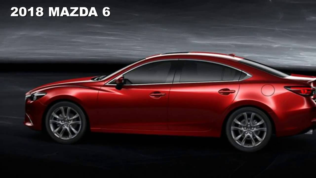 2018 mazda 6 specifications redesign and powertrain youtube. Black Bedroom Furniture Sets. Home Design Ideas