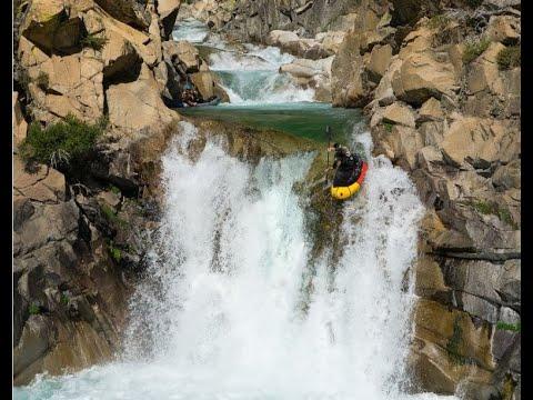 Middle Fork Kings River | Packraft