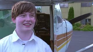 VPS Success - Rachel Friesen, Teenage Pilot