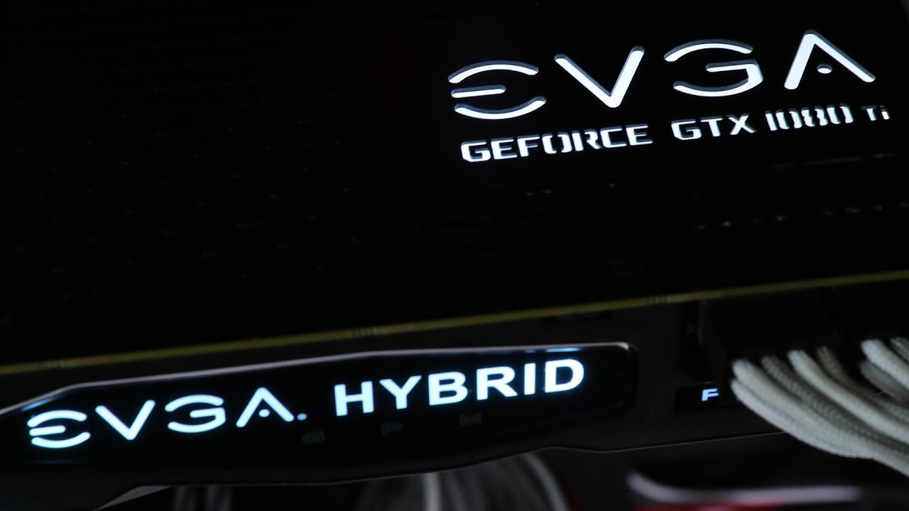Evga Gtx 1080 Ti Ftw3 Hybrid Review
