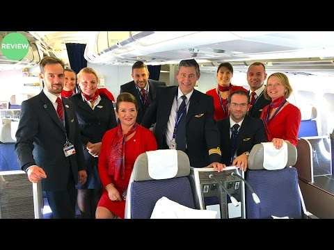 Brussels Airlines A330-300 Business Class Review | Brussels to New York JFK Full Flight Experience!