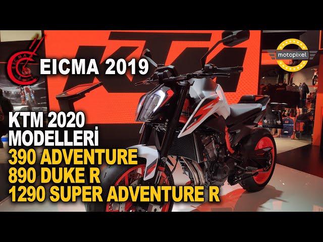 KTM'nin 2020 Modelleri