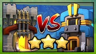 TH11 vs TH12 3 STAR ATTACK in Clash of Clans! Lavaloon Attack Strategy Explained - CoC War Attacks!