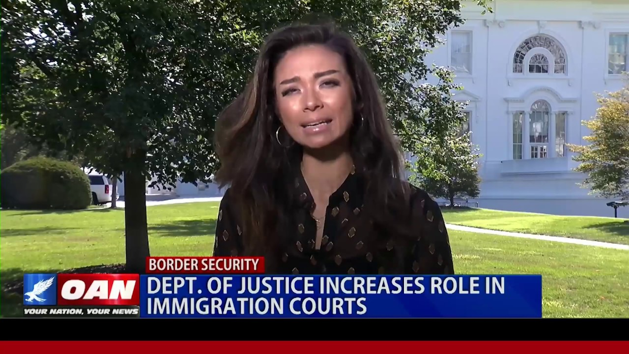 Dept. of Justice increases role in immigration courts