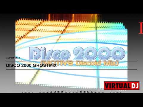 DISCO 2000 GHOSTMIX VOL 1 DJ SIVAD