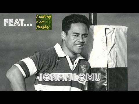 Jonah Lomu - feat. Looking for Rugby (Melkor)