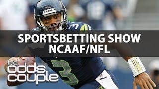 NFL Week 13 Picks | The Odds Couple | Friday Roundup