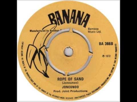 ReGGae Music 550 - Joncunoo - Rope Of Sand [Banana]