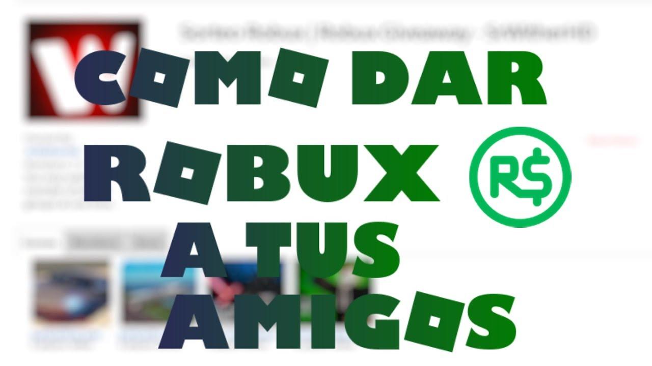 Como Donar Robux En Un Grupo 2020