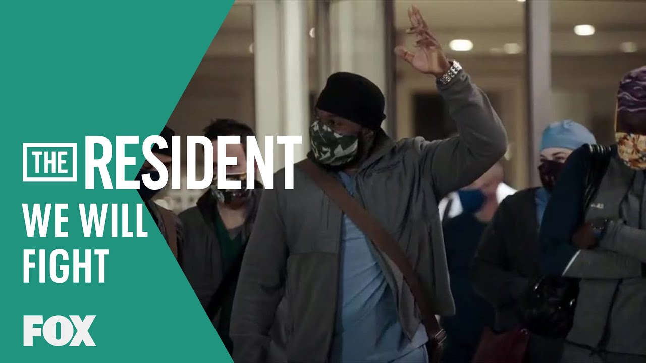 We Fight and We Will Continue to Fight   Season 4 Ep. 12   THE RESIDENT