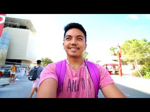 First Day Of College!   UNLV