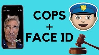 Police Told to Avoid Looking at iPhone X/XS