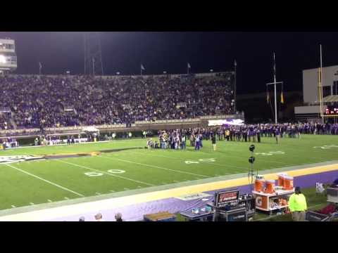 Coach Logan inducted into ECU Hall of Fame