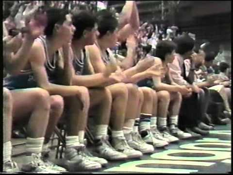 Brewer vs  Presque Isle, 1988, First Half