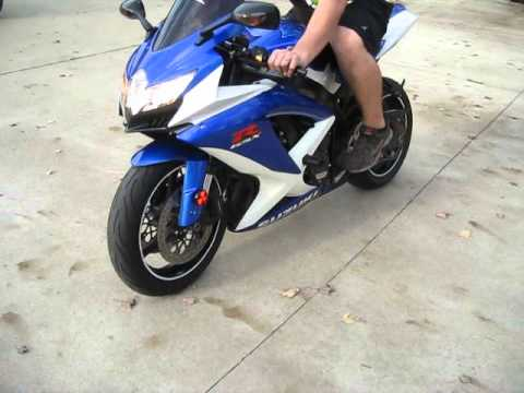 2009 GSXR750 $5500 FOR SALE WWW RACERSEDGE411 COM