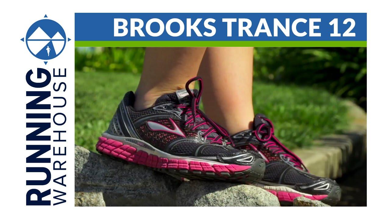 e30a63b2d3a Brooks Trance 12 Shoe Review - YouTube