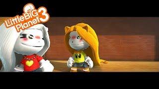 LittleBigPlanet 3 - When you step on Lego (Funny flim) [Film/Animation]