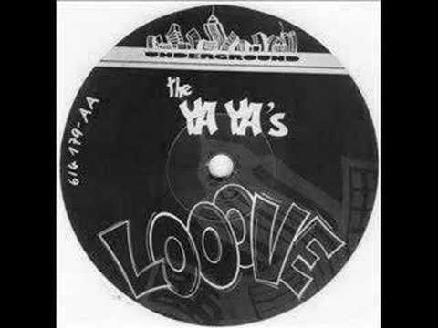 The Ya Ya's - Loove (piano house mix)