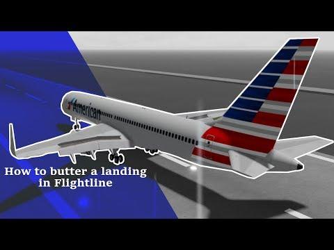 How to butter your landings in FlightLine