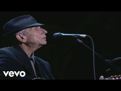 Leonard Cohen - Suzanne (Live in London)