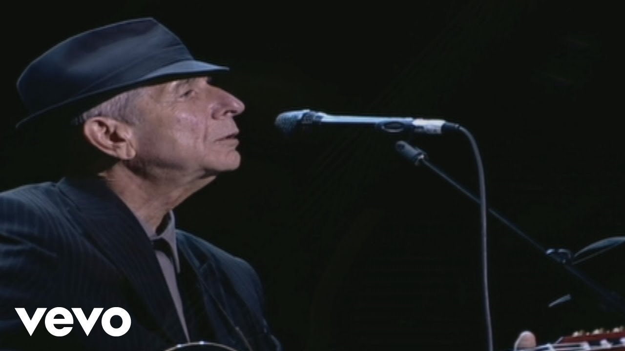Download Leonard Cohen - Suzanne (Live in London)