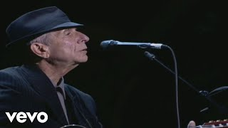 Leonard Cohen - Suzanne (Live in London)