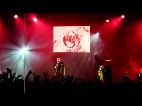 Tech N9ne - Sickology 101 & In The Air (Independent Grind Tour)