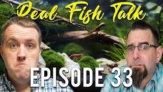 Lets talk Fishtankery. Episode 33 Aquarium Podcast thumbnail