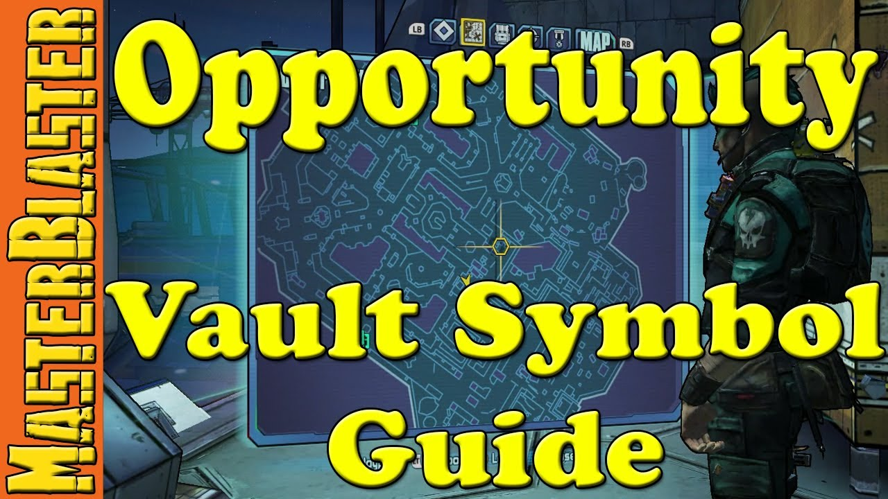 Borderlands 2 Opportunity Cult Of The Vault Challenge Locations