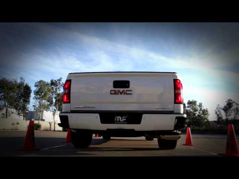 Are magnaflow exhaust sounds for trucks