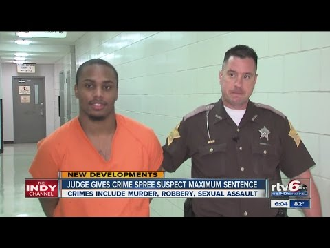 Shayne Thompson sentenced