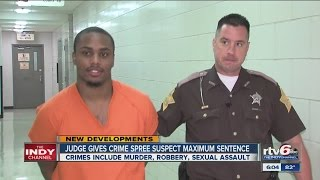 Shayne Thompson sentenced to 110 years in prison