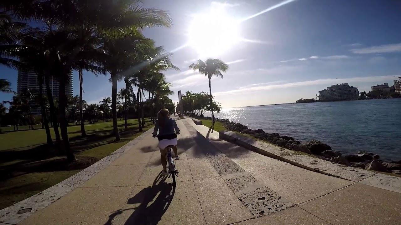 Miami Beach de Bike - Dicas de Miami