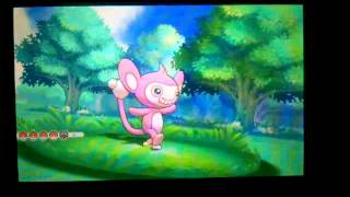shiny aipom evolution repeat from kalos