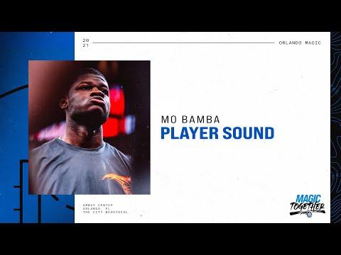 Mo Bamba Postgame Sound vs. Detroit Pistons | Orlando Magic