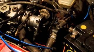 видео Как выставить зажигание на ВАЗ 2109 карбюратор