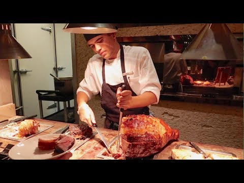 5 Star All You Can Eat Buffet Marriott Hotel Singapore - Greg's Kitchen