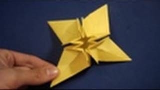 How To Make An Easy Origami Flower 2