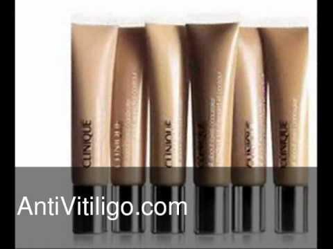 Concealer Vitiligo Makeup - YouTube