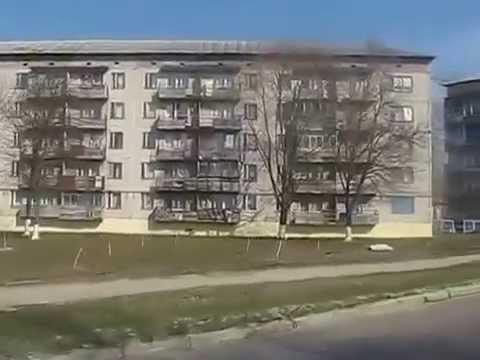 г.Чернобыль сейчас.(Жилая часть города)