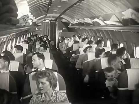 Letter To A Trans World Airline Pilot - 1950 - CharlieDeanArchives / Archival Footage