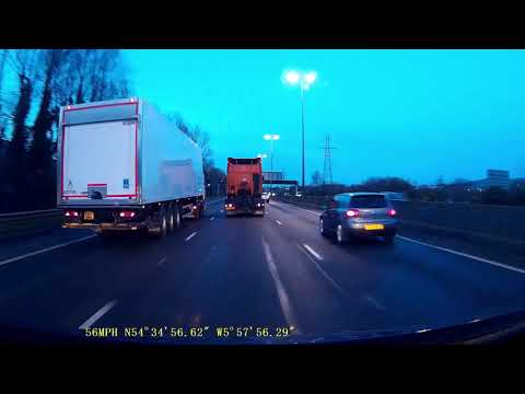 Dashcams NI, Belfast, Northern Ireland Driving And Daily Observations #9