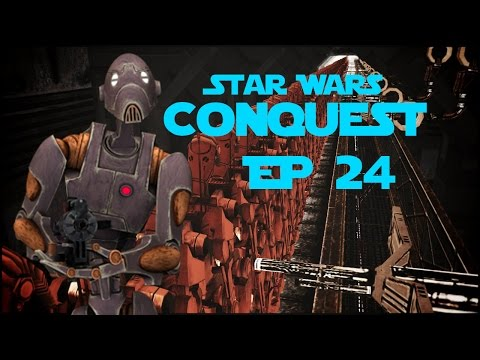 [24] Rebel Who?  - Star Wars Conquest Droid: M&B Warband