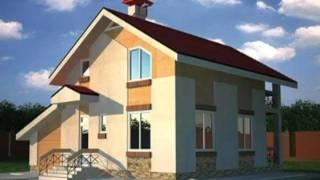 видео Готовые проекты домов и коттеджей