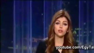 ريهام سعيد تنهار على الهواء وتسب الدين ل ايمان الحصرى على الهواء
